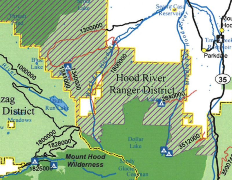 Pamplin Media Group Eagle Creek Fire area closure expanded for