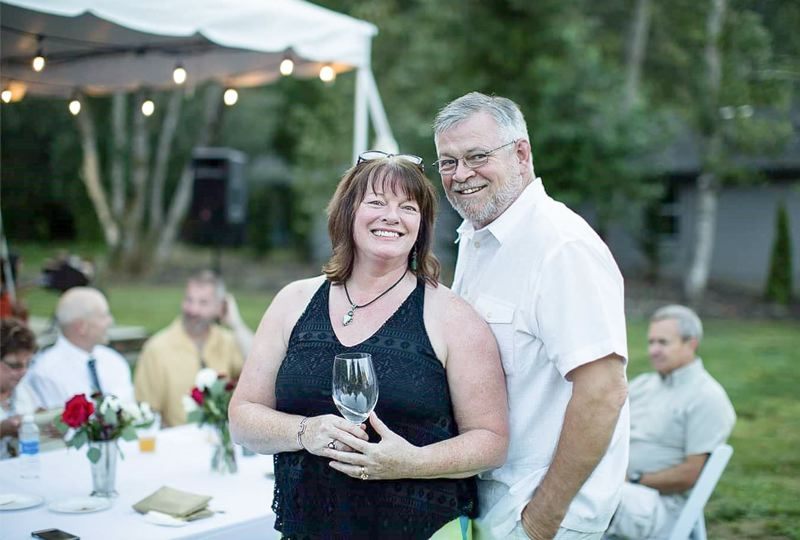 CONTRIBUTED - Gresham residents Jeff and Kathy Toynbee.