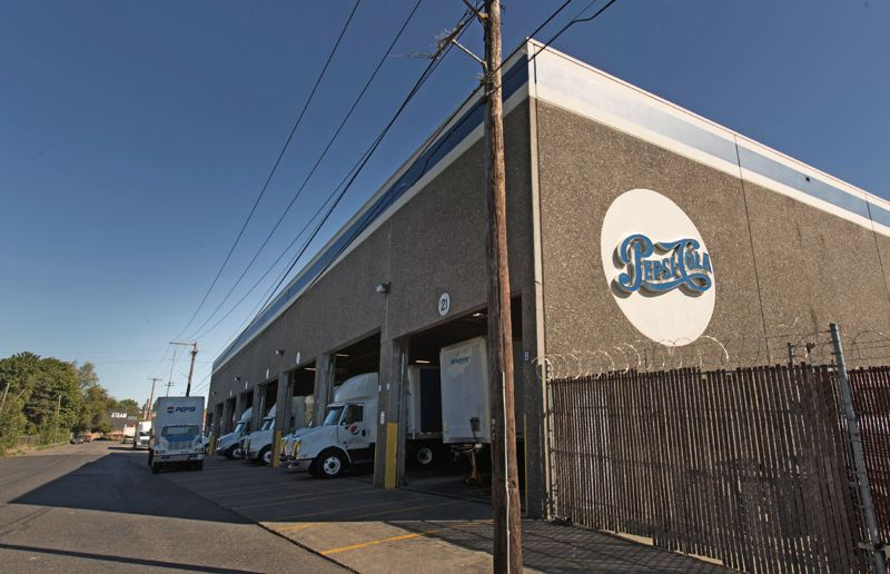 PAMPLIN MEDIA GROUP: JAIME VALDEZ - The PepsiCo Distribution Centers nearly five-acre hub along Northeast Sandy Boulevard has too much freight traffic for a redeveloping residential neighborhood.