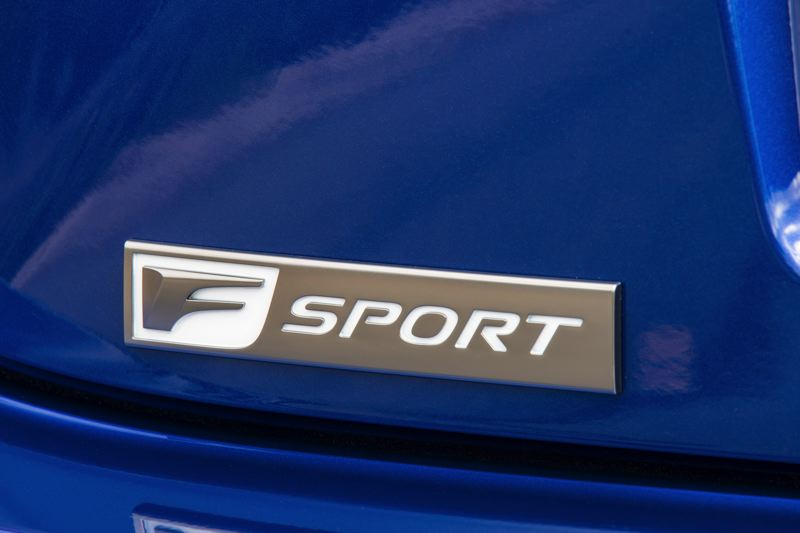 COURTESY LEXUS - The F Sport package on the 2017 Lexus RC 200t inlcudes serious suspension and brake upgrades.