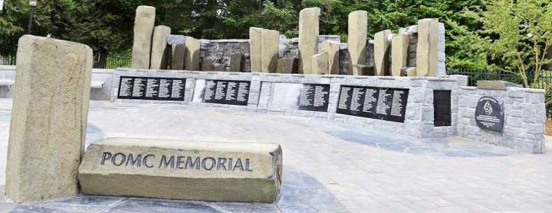 PHOTO COURTESY: POMC - Oregon City's Mountain View Cemetery is the home of the Parents of Murdered Children Memorial Wall and will host the annual National Day of Remembrance this year on Sept. 25.