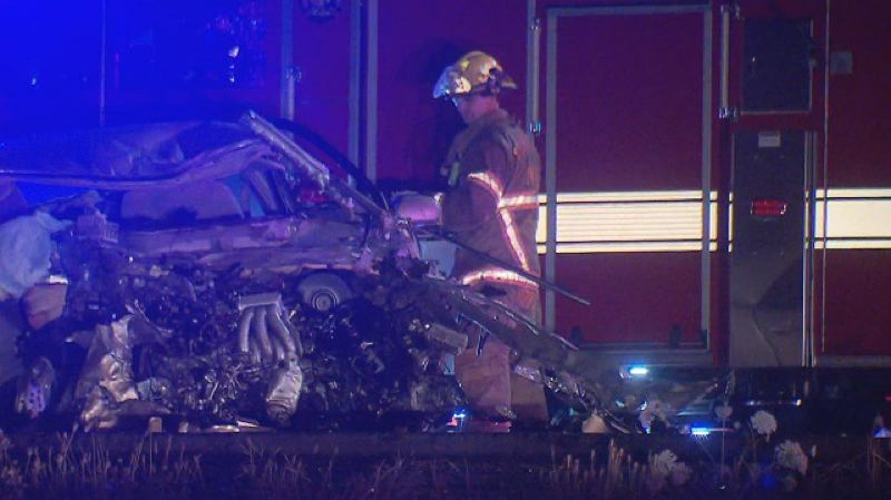 KOIN 6 NEWS - Two were killed and four injured in this Monday night crash.