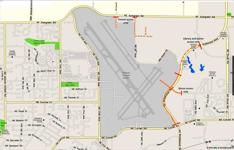 Pamplin Media Group Air show brings road closures near airport