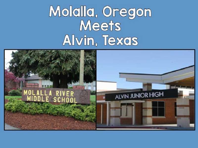 COURTESY PHOTO - This year, MRMS is adopting Alvin Jr. High in Alvin, Texas to support them after Harvey.