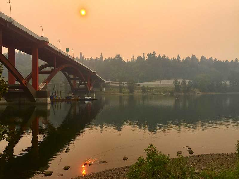 DAN O'FLAHERTY - Believe it or not, Inner Southeast Portland suffered air like this repeatedly in September.