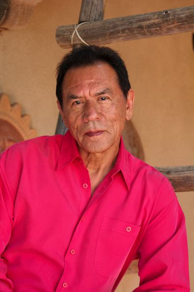 COURTESY: PORTLAND CREATIVE CONFERENCE - Wes Studi, internationally acclaimed actor, speaks at the Portland Conference Friday Sept 29.