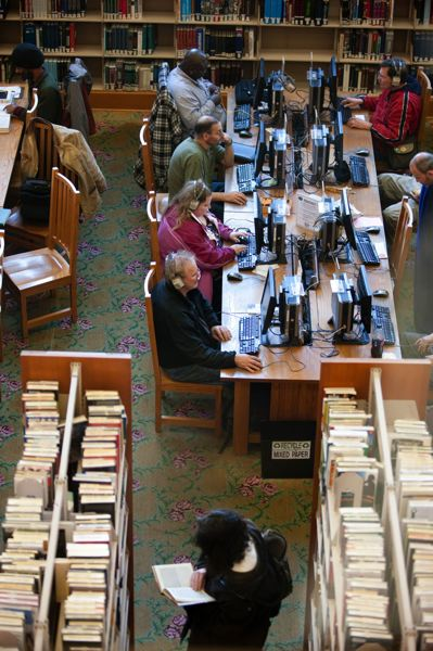 PAMPLIN MEDIA GROUP FILE PHOTO - The American Library Association began collecting information about bias-related incidents at public libraries this year because of an increase of incidents around the presidential election.