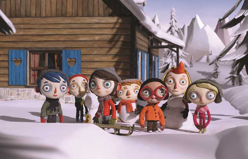 COURTESY: GKIDS - 'My Life as a Zucchini' will be the first film of seven that feature the French language. The stop-motion movie dazzled audiences last year.