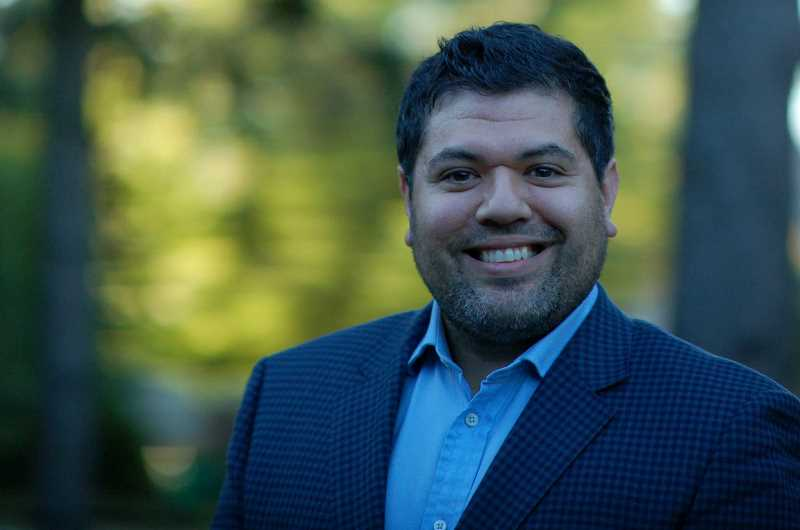 COURTESY PHOTO - Republican David Molina, a Forest Grove resident, is running for House District 29.