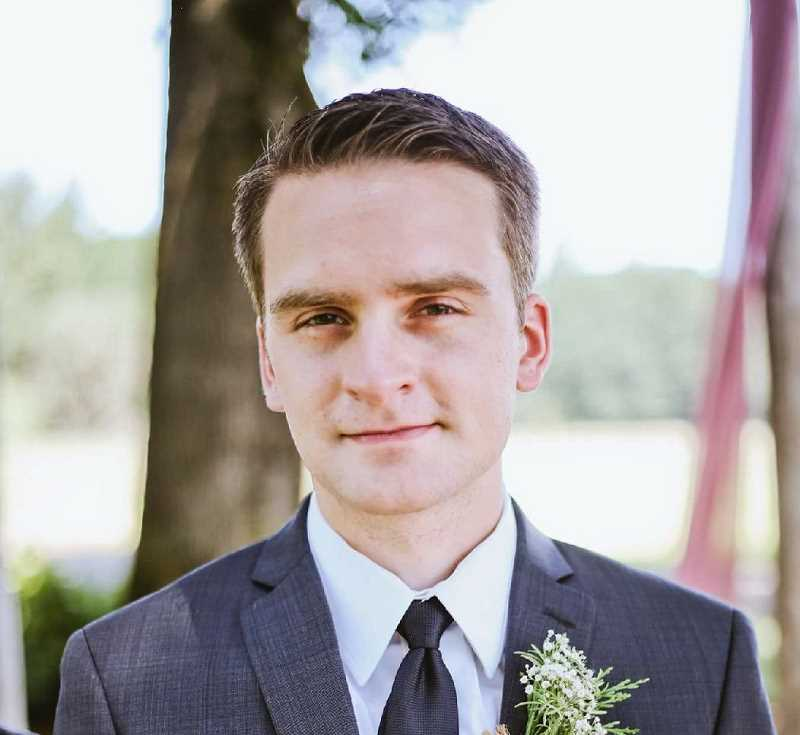 COURTESY PHOTO - Gales Creek native Chas Hundley is leaving his telecommunications job in Beaverton Nov. 1 in order to devote more time to his online -- and soon print -- news products for rural northwestern Washington County.