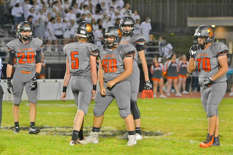 SPOTLIGHT PHOTO: JAKE MCNEAL - Scappoose High homecoming week is Oct. 9-12.