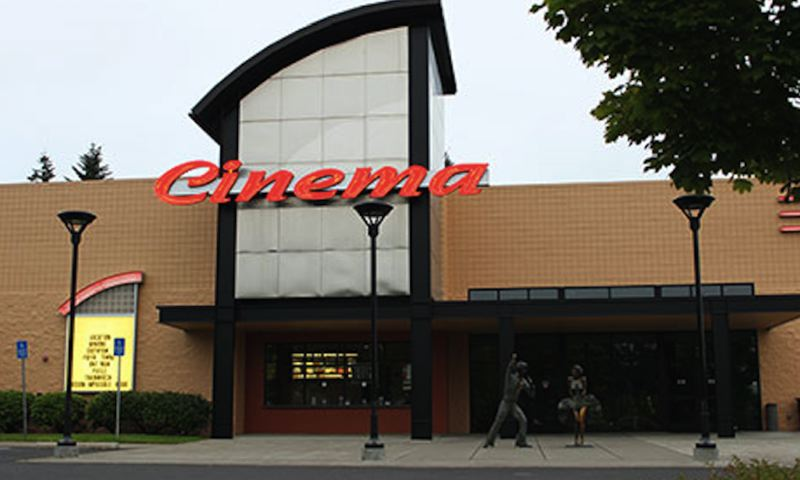 CONTRIBUTED PHOTO - Sandy Cinema officially opened on May 16, 2002, with the premier of 'Star Wars: Episode II — Attack of the Clones.'