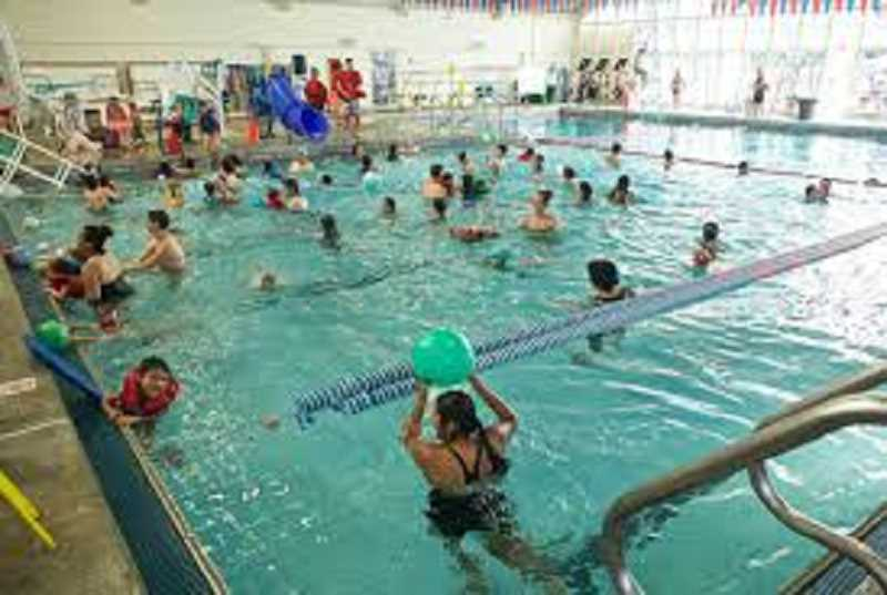 PHOTO COURTESY OF THPRD - A dive in movie will play this weekend at the Aloha Swim Center.
