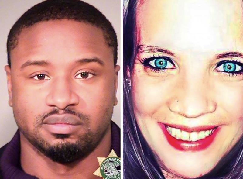 FILE PHOTO - Laurence Dwayne Farrington, 29, and Robin Marie Parks, 34.