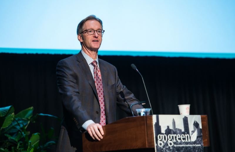 SUBMITTED: SOCIAL ENTERPRISES - Portland Mayor Ted Wheeler is one of the featured keynotes specifically chosen for a tailored regional perspective.