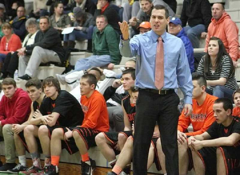 PHOTO COURTESY OF MOLALLA RIVER SCHOOL DISTRICT  - Jeff Bennett has been chosen to lead the Molalla boys' basketball program.