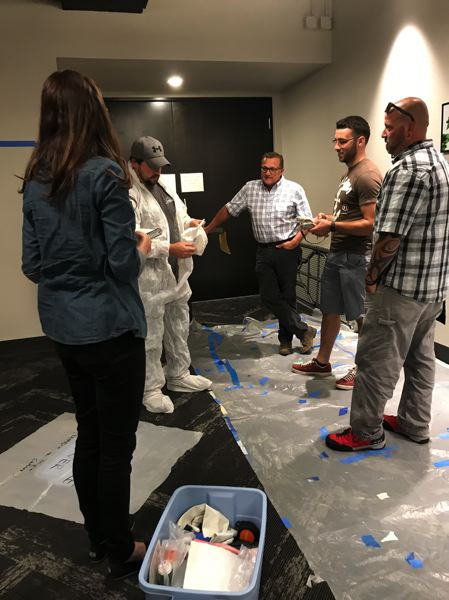 SUBMITTED: KAITLIN TORNEY - Although lead-based paint certification classes will still be taught in English, now students can take the written test in Spanish.