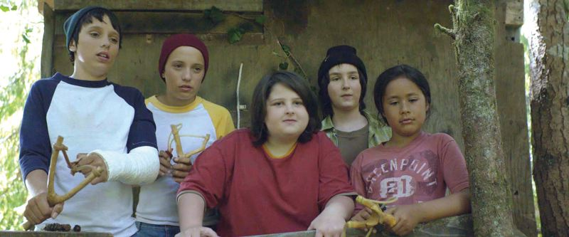 COURTESY: BARRI CHASE - Female, Oregon-based director Barri Chase directs 'The Watchman's Canoe,' about a girl of mixed caucasian and indigenous descent who tries to join an all-boys group on an indian reservation.