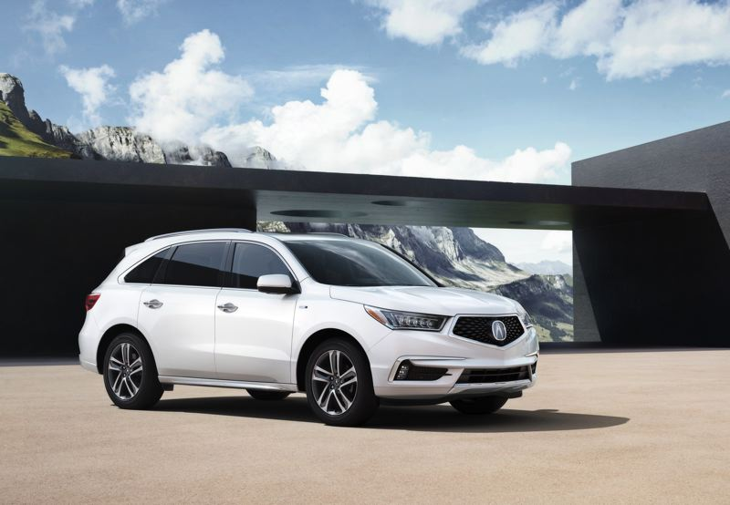 HONDA NORTH AMERICA - The mid-size 2017 Acura MDX crossover has become the primary workhorse family vehicle of our time. It offers well-balanced performance, your choice of luxury features, and a very good safety package.