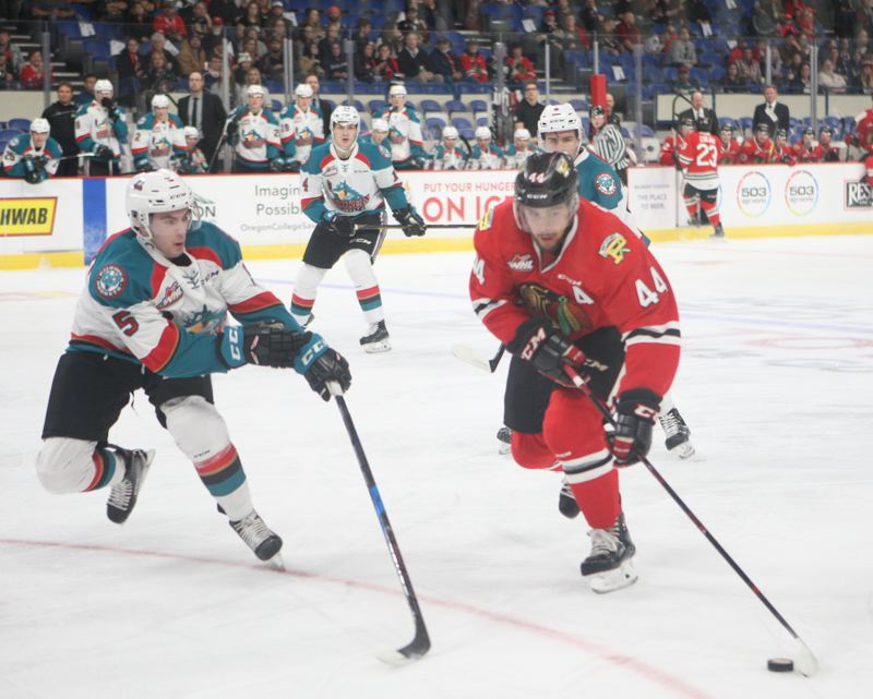 WHL: Winterhawks Set Bar, Struggle To Reach It