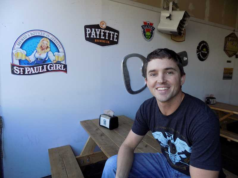 PAMPLIN MEDIA GROUP: RAY PITZ - Johnny Morgan will be shutting down Sherwood's NW Growlers after this Saturday but plans on opening in new digs on the west corner of Olds Place and Tualatin-Sherwood Road in June.