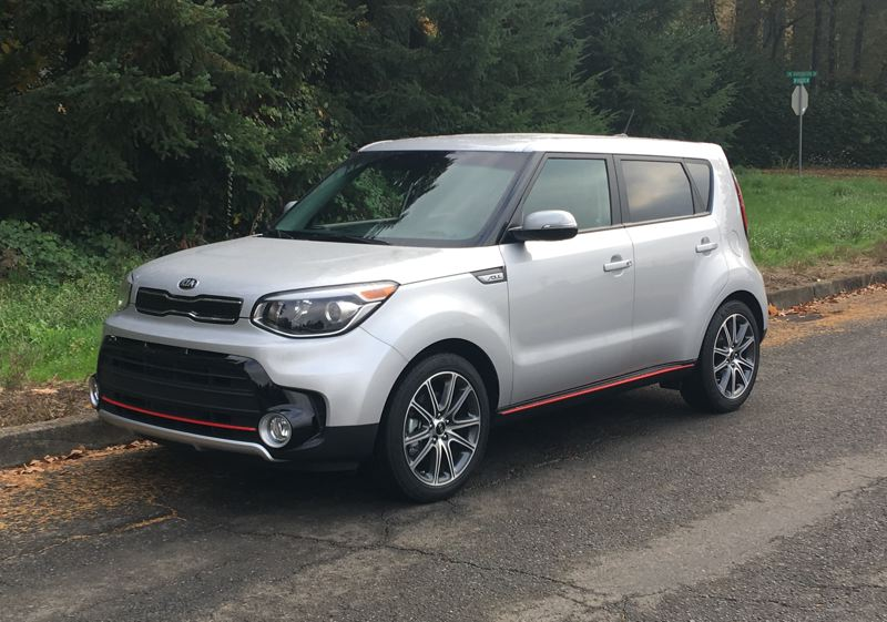 PORTLAND TRIBUNE: JEFF ZURSCHMEIDE - Kia captured the public's imagination with the funky design of its Soul and clever advertising. A more powerful turbocharged engine is now offers.