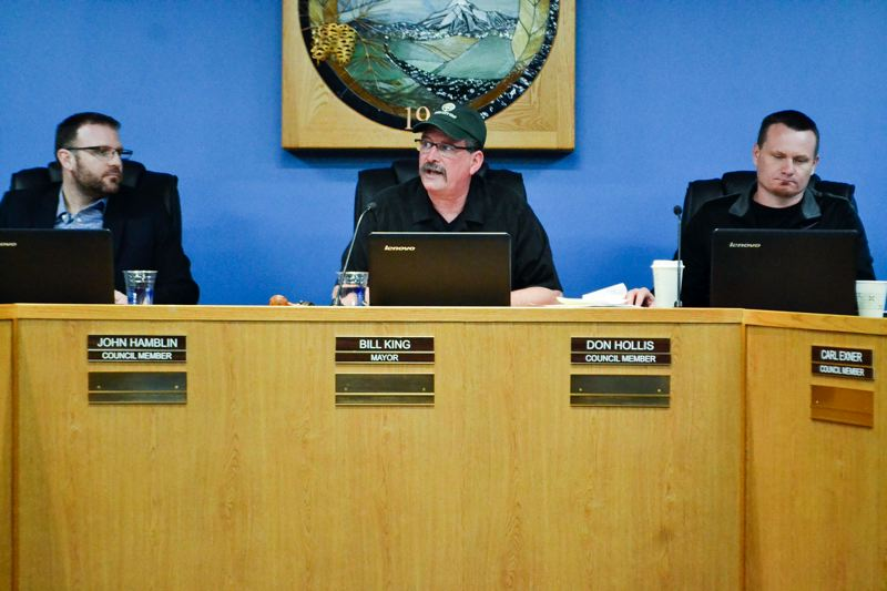 FILE PHOTO - The Sandy City Council 'has been resistant to increasing rates,' Mayor Bill King said.