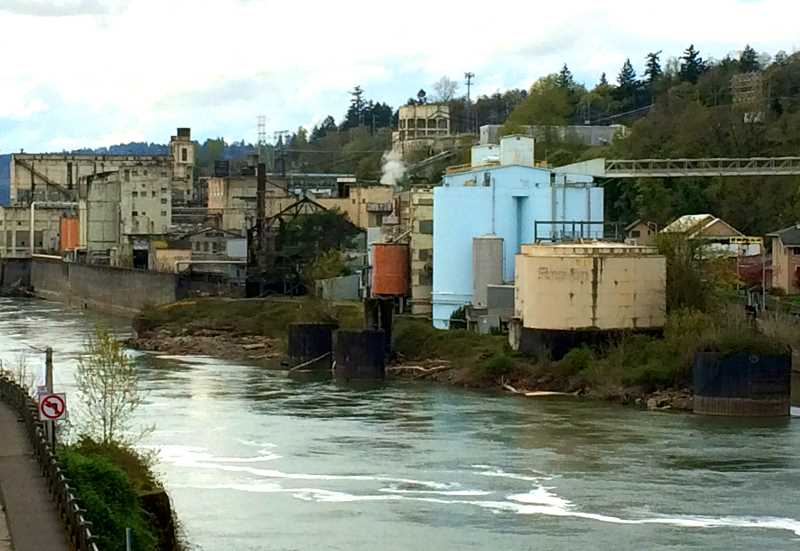 TIDINGS FILE PHOTO - In a federal lawsuit filed Oct. 30, West Linn Paper claimed that its business was fatally wounded when the Marubeni America Corporation breached its agreement to supply pulp.