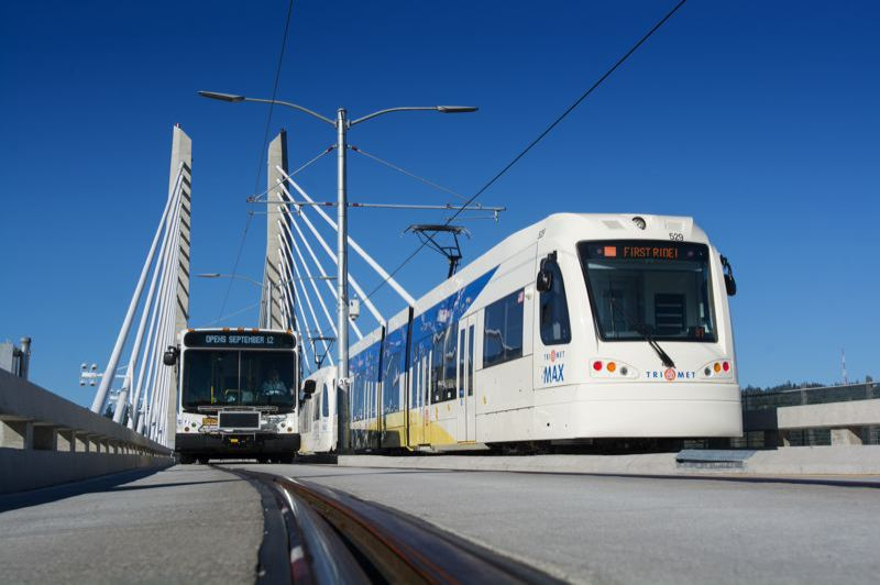 PORTLAND TRIBUNE FILE PHOTO - TriMet says it is hoping to avoid binding arbitation.