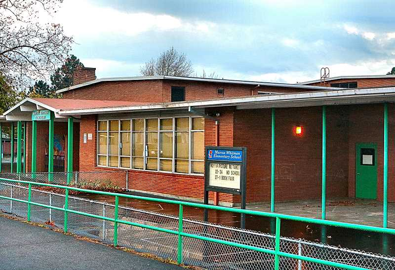 DAVID F. ASHTON - Children here, at Whitman Elementary School, were suddenly scrambling for pencils and paper, after a thief made off with their classrooms iPads.