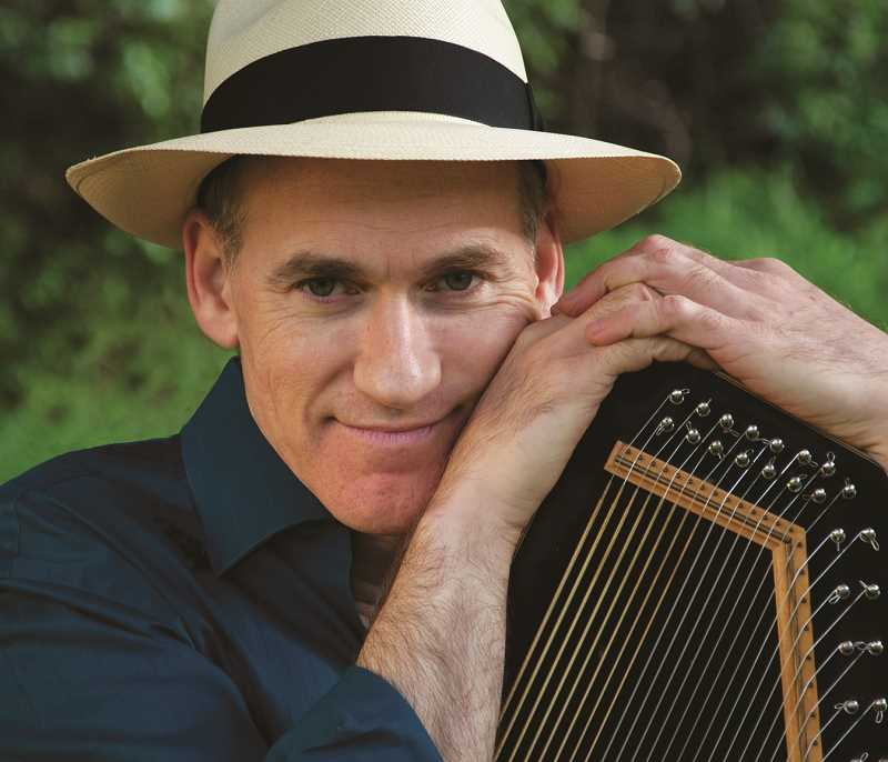 Adam Miller will be at the Canby Public Library for a show on Dec. 9.