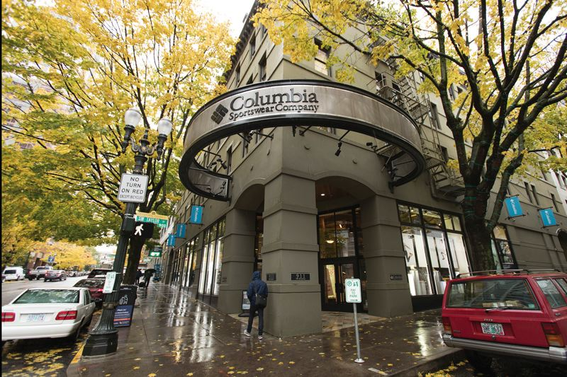 PAMPLIN MEDIA GROUP: JAIME VALDEZ - Boyle said in a recent op-ed he is considering moving Columbia Sportswears store from downtown Portland because staff and customers are harassed by homeless people. However, having met with Mayor Wheeler he agreed instead to talk about the problem more publicly and push for funding or more police officers and services for people experiencing homelessness.