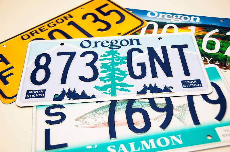 PMG FILE PHOTO - Oregon residents with vehicle tags expiring on or after Jan. 1 will see new registration fees in their renewal reminders starting in November.