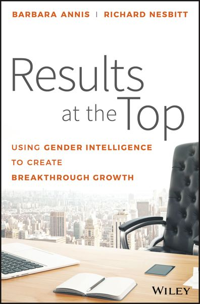 COURTESY: BARBARA ANNIS - Author Barbara Annis says sexism in the workplace can be upended by making allies of the 60 percent men who want to do better.