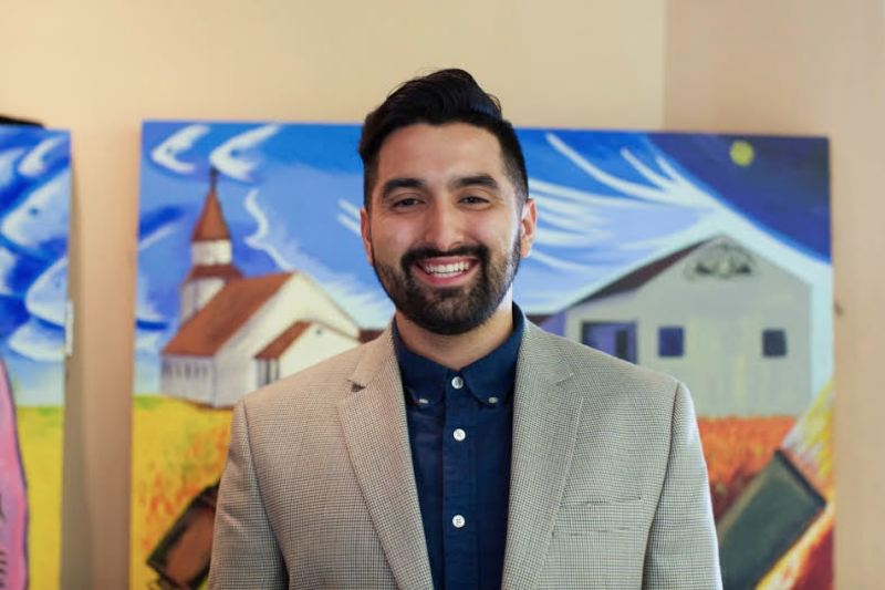 COURTESY JUAN CARLOS GONZALEZ - Juan Carlos Gonzalez, development director at Centro Cultural de Washington County, is a candidate for the open District 4 seat on the Metro Council.