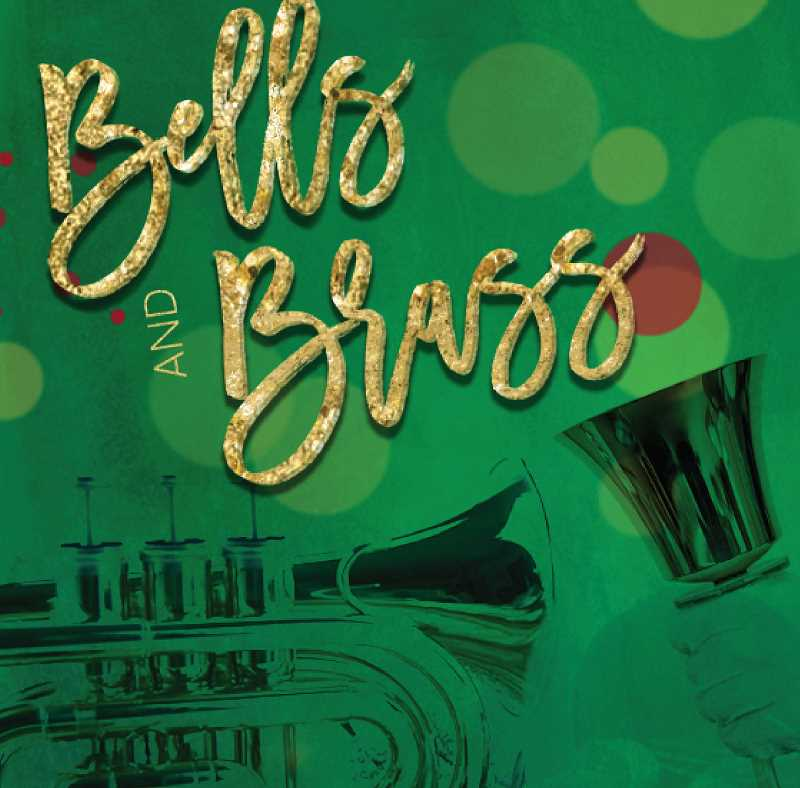 SUBMITTED ART  - Lake Grove Presbyterian Church will present Bells and Brass, a special concert of Christmas music at 1 p.m. and 3:30 p.m. on Sunday, Dec. 3. The church is located at 4040 Sunset Drive in Lake Oswego.