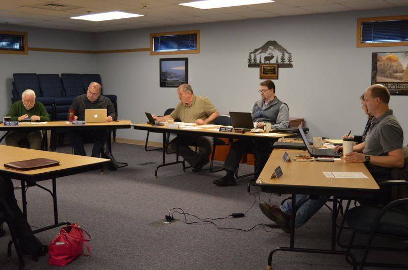 SPOTLIGHT FILE PHOTO - The Columbia 911 Communications District board of directors reviewed two investigative reports regarding allegations of misconduct by the former executive director earlier this year, and also reviewed a secondary investigation into the motives of Tyler Miller, who reported the misconduct. Miller was a subcontractor with the district working on a radio communications project in 2016.