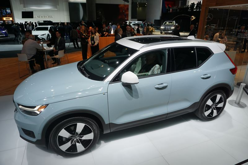 PORTLAND TRIBUNE: JEFF ZURSCHMEIDE - Volvo will offer the XC40 through traditional sales and lease programs, but also by a subscription plan called Care by Volvo, and that delivers the vehicle XC40 with all expenses covered except for fuel.