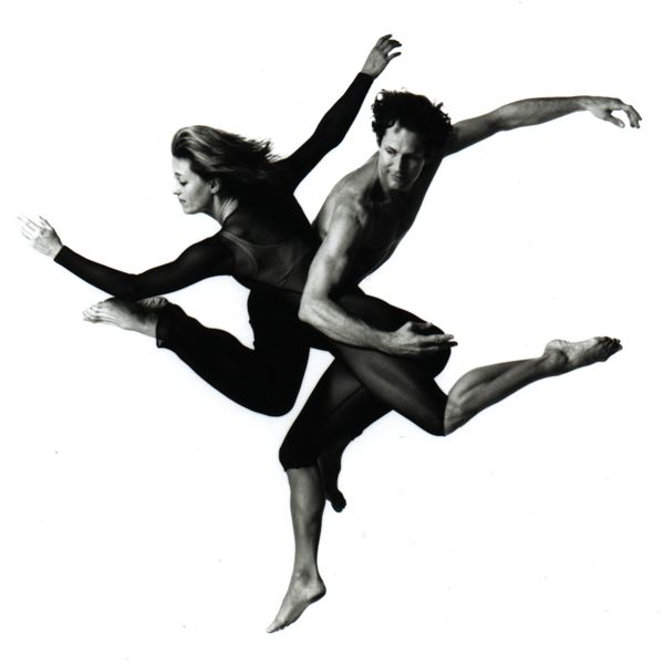 COURTESY: LOIS GREENFIELD - The relationship of Jamey Hampton and Ashley Roland goes back about 30 years, and their BodyVox reigns as one of Portland's premier dance companies.