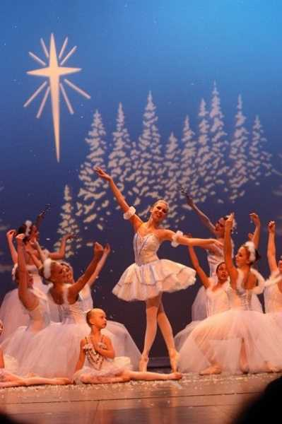 COURTESY FILE PHOTO - Nutcracker