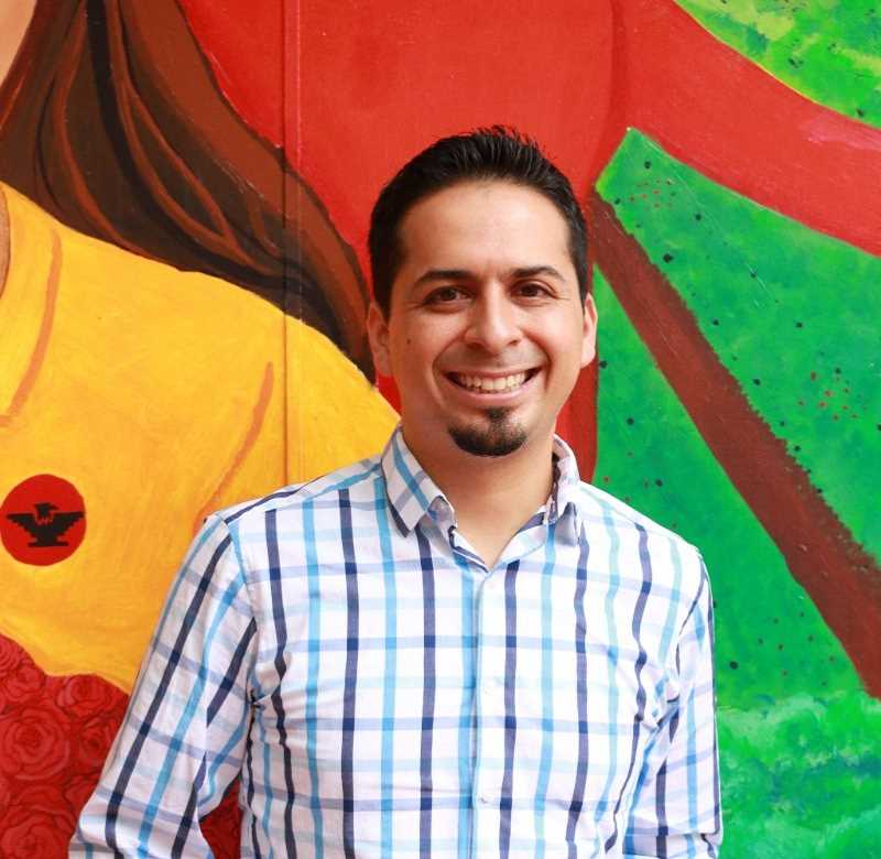 COURTESY PHOTO: CAPACES LEADERSHIP INSTITUTE - Jaime Arredondo is now the executive director of CAPACES. He was a longtime leader of PCUN and Accion Politica PCUNista