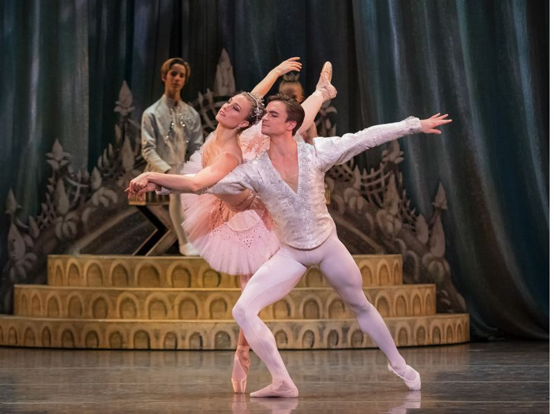 Joffrey Ballet presents ewly reimagined holiday classic The Nutcracker