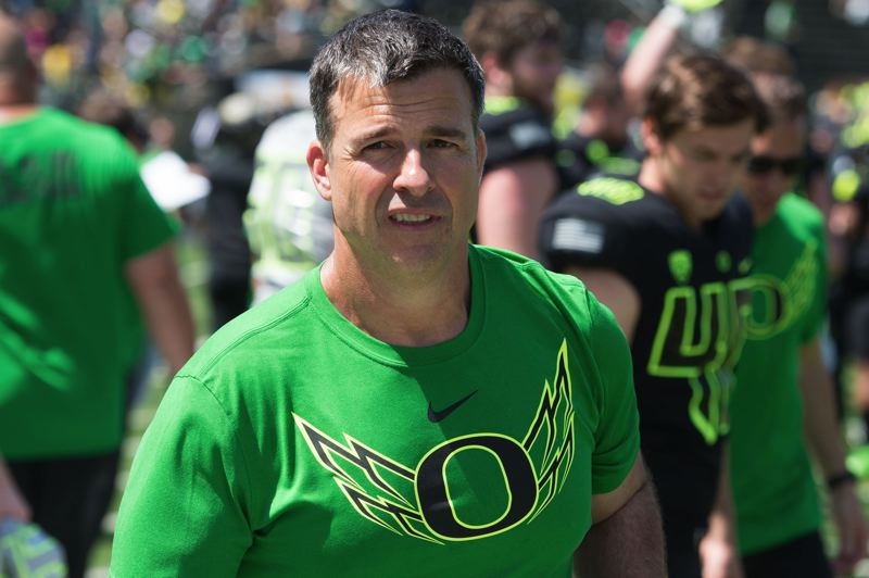 OR hires Mario Cristobal to replace Willie Taggart