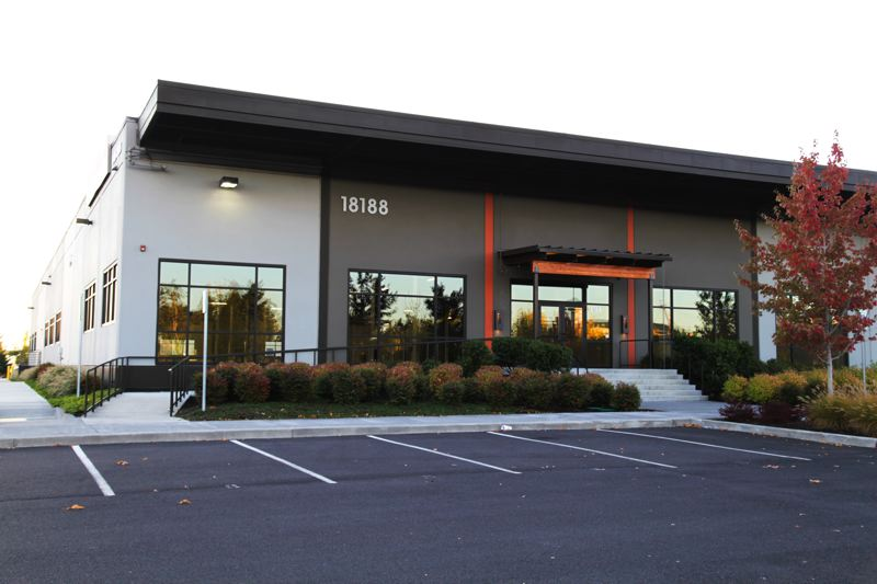 COURTESY MIGRATION BREWING - The industrial park is located east of 181st Avenue.