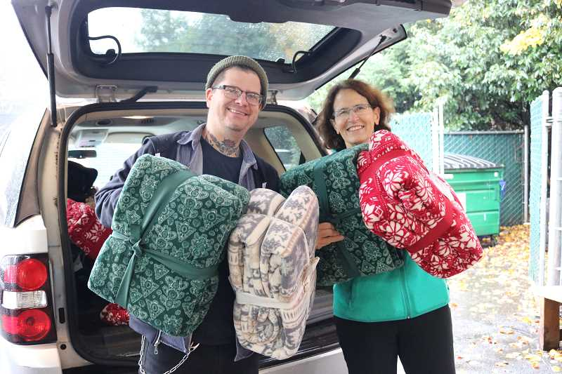 SUBMITTED PHOTO - Community Warehouse distribution center has drop-off spots in northwest Portland and Tualatin for household goods.