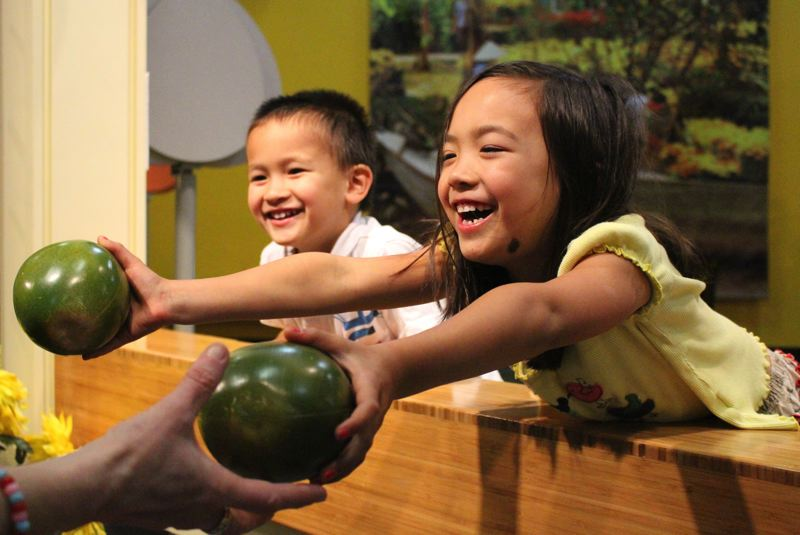 COURTESY: PORTLAND CHILDREN'S MUSEUM - The Vietnamese culture is explored when the Portland Children's Museum presents the exhibit 'Voyage to Vietnam: Celebrating the Tet Festival,' which opens Feb. 9.