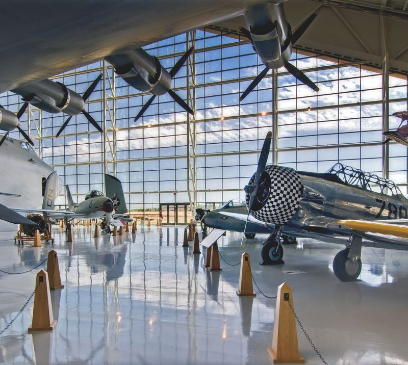 COURTESY PHOTO - The Evergreen Aviation and Space Museum in McMinnville is part of the Portland Attractions Marketing Alliance reciprocal membership program.