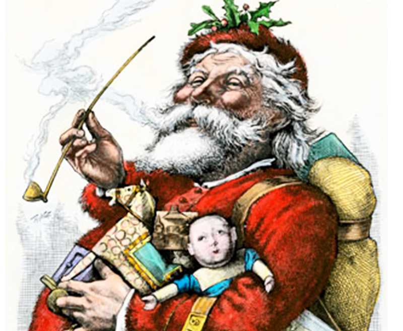 NORAD helps children keep track of Santa Claus on Christmas eve