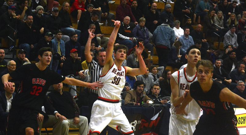 TIMES FILE PHOTO - Beaverton senior wing Jake Estep and the defending Metro League champion Beavers face West Salem in the first round of the Les Schwab Invitational.