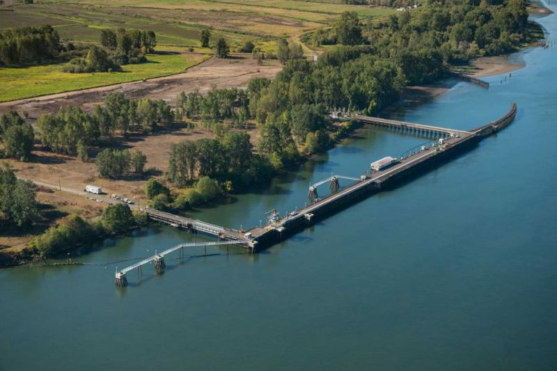 PORT OF ST. HELENS PHOTO - Port Westward, an industrial park in Clatskanie, has been the subject of a years-long effort from the Port of St. Helens to expand the site. On the heels of a 2014 appeal that stalled the project, officials say another appeal is likely.